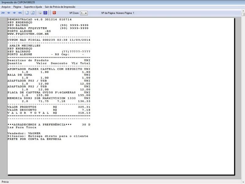 Programa OS Assistencia Técnica v4.0 - FpqSystem