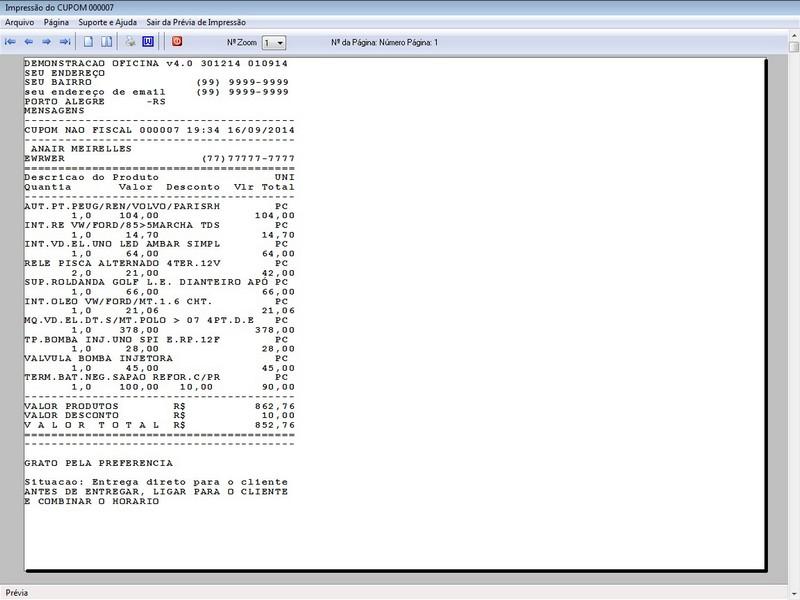 Programa OS Oficina Mecanica com Ordem de Servi�o e Financeiro v4.0